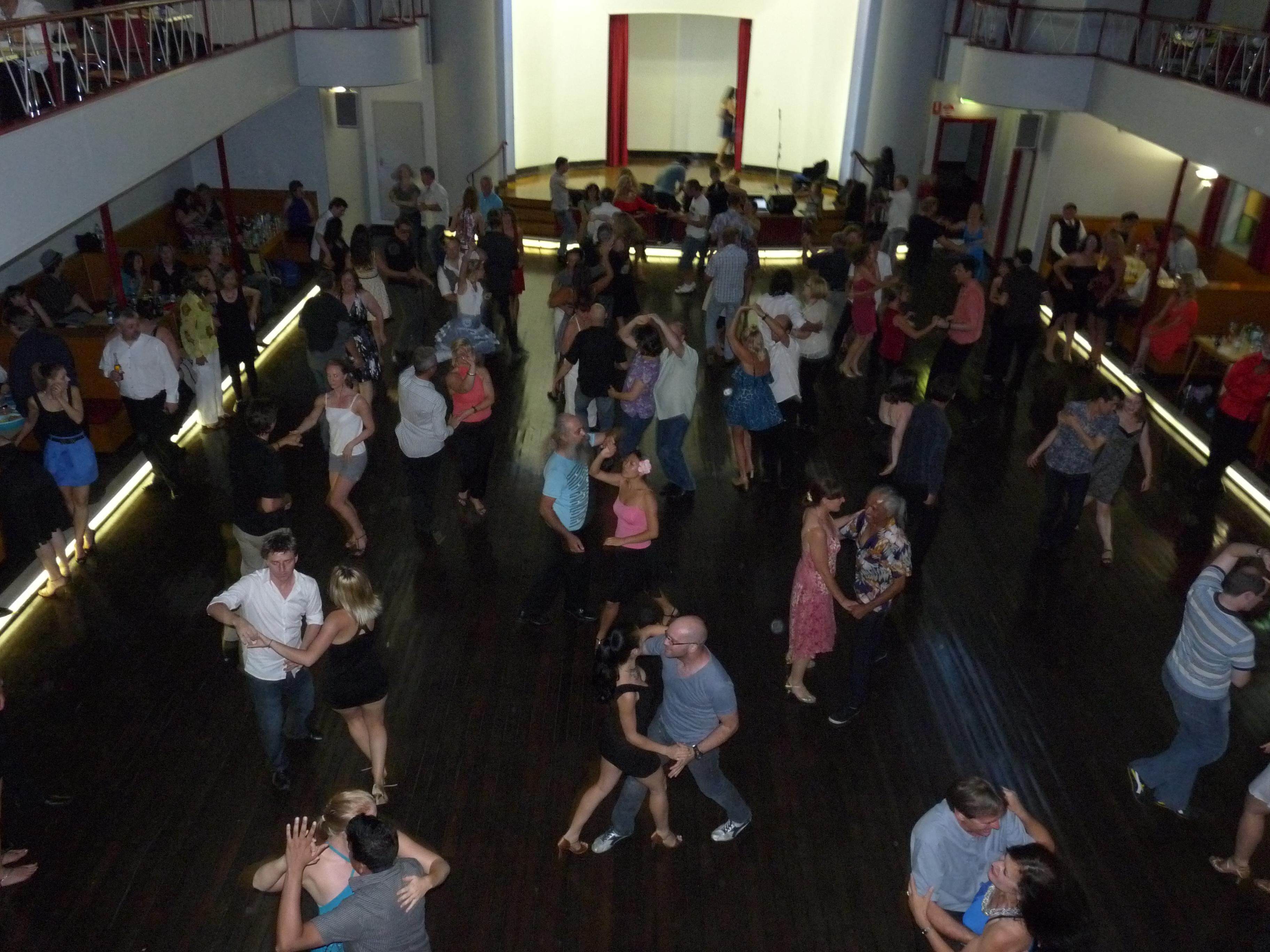 Burnside Ballroom