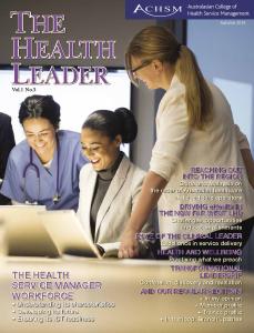 health leader